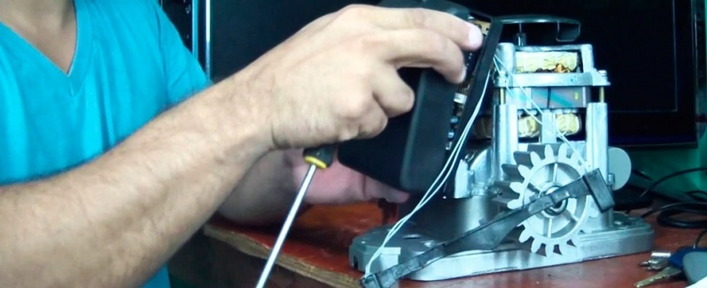 Manutenção de Portões Basculantes Preço na Picanço - Manutenção Portão Deslizante