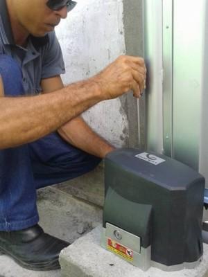 Manutenção Portão Eletrônico Preço em Jaçanã - Manutenção Portão Automático