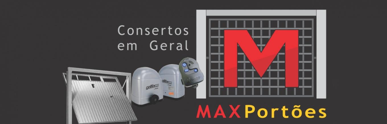 Max Portões - Conserto de Portões em SP