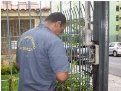 Quanto Custa Manutenção Portão de Garagem na Vila Rio de Janeiro - Manutenção Portão Automático