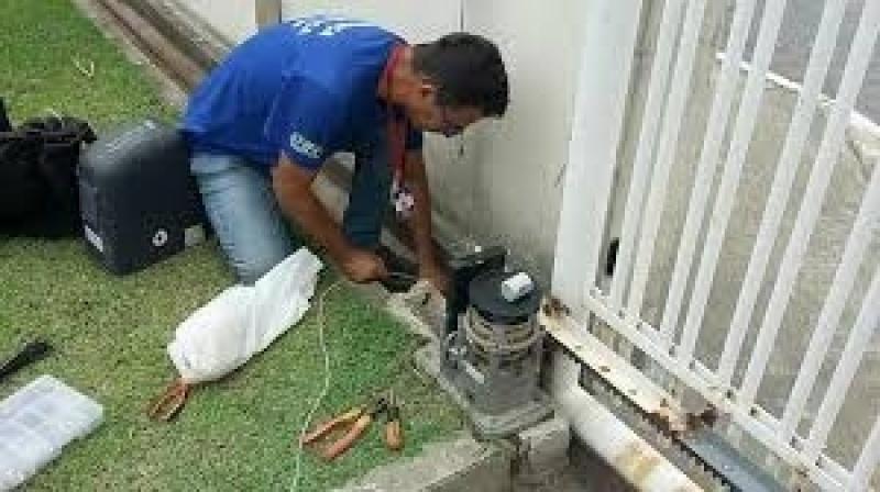 Quanto Custa Manutenção Portão Eletrônico na Casa Verde - Empresa de Manutenção de Portão
