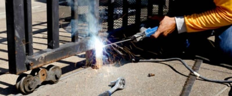Reparo de Portão em Sp Preço em Cachoeirinha - Reparo de Portão
