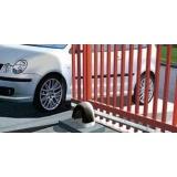 assistência técnica de portões industriais
