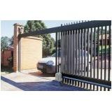 assistência técnica para portão na Vila Maria