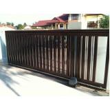 conserto de portão de ferro na Itapegica