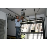 conserto de portão eletrônico preço Condomínio Veigas