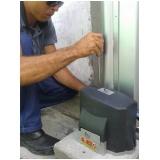 conserto de portão em sp preço na Água Azul