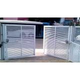empresa de motor porta de aço automática Itaquera