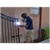 instalação de portão automático basculante preço Jardim Oliveira,