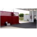 instalar portão eletrônico deslizante preço na Vila Esperança