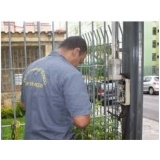 manutenção de portão de garagem na Sadokim