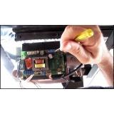 manutenção portão eletrônico