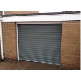 porta de aço para garagem automática Artur Alvim