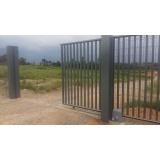 portas de aço de correr Vila Guilherme