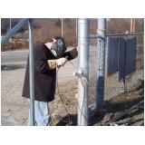quanto custa conserto de portões de alumínio Parque São Domingos
