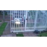venda de motor porta aço automática Vila Barros