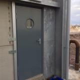 venda de porta de aço com grade no Morros